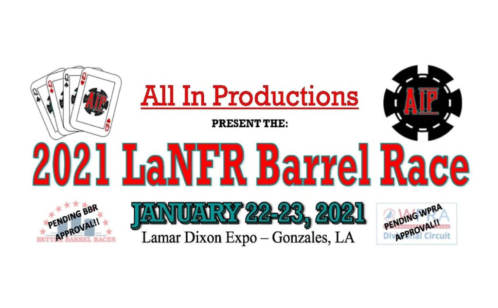 LaNFR Barrel Race
