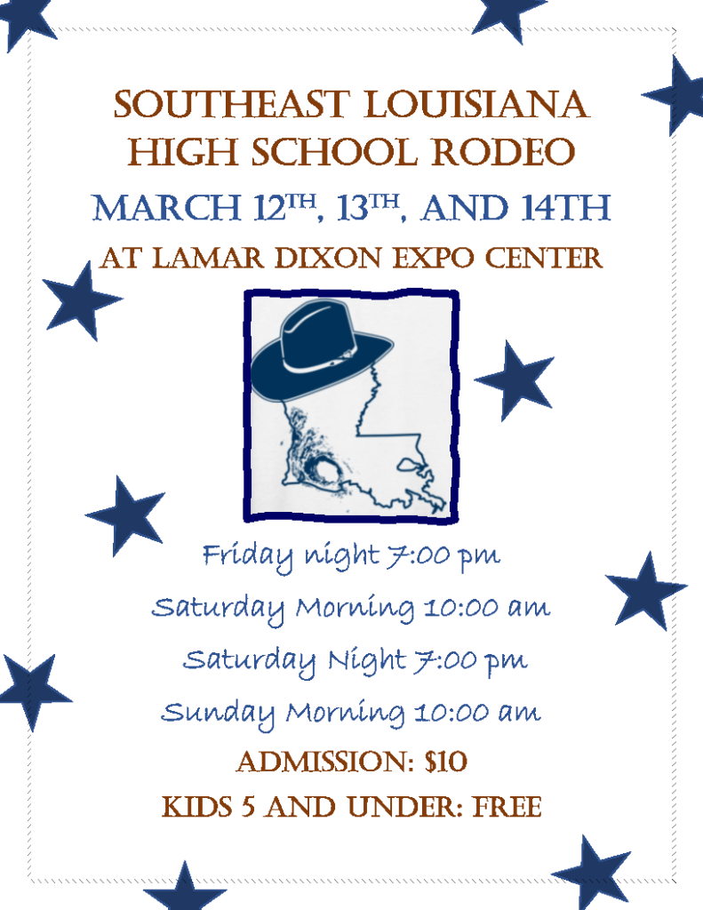 Southeast Highschool Rodeo