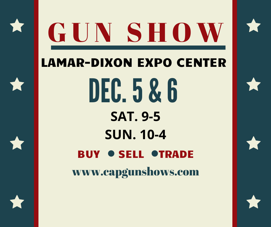 Gonzales Gun & Knife Show