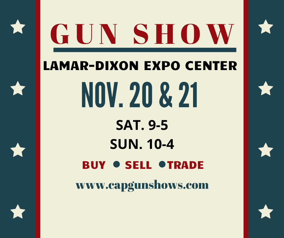 Gonzales Gun and Knife Show