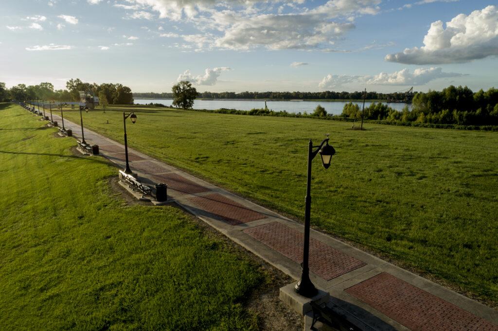 Riverwalk Donaldsonville in Louisiana's Sweet Spot