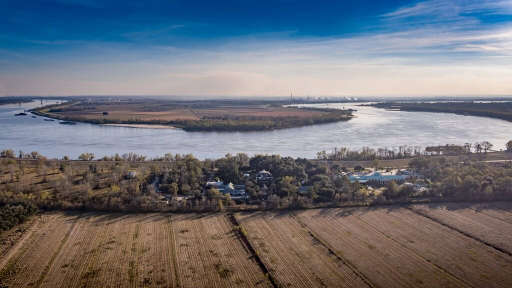 A River Runs Through It - Louisiana's Sweet Spot
