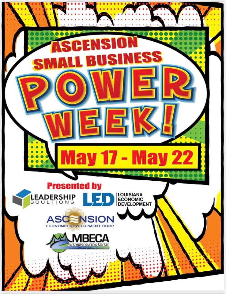 Ascension Small Business Power Week